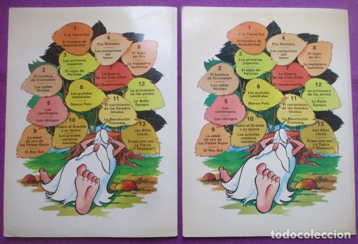 Cómics: COLECCION COMPLETA TEBEOS ERASE UNA VEZ... EL HOMBRE 13 TEBEOS - Foto 9 - 246909045