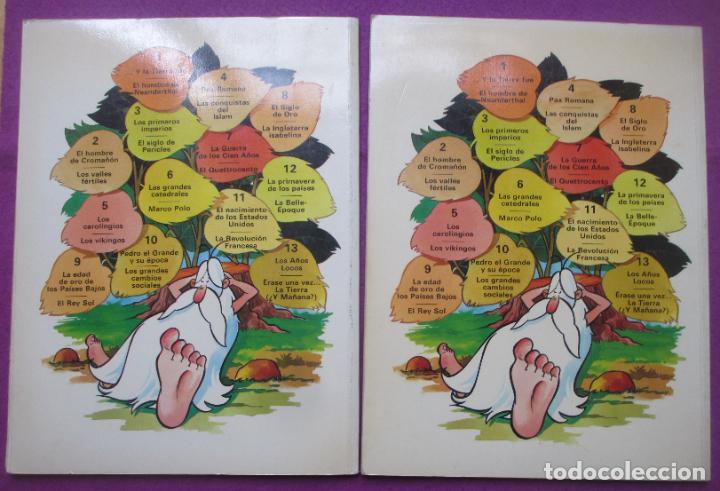 Cómics: COLECCION COMPLETA TEBEOS ERASE UNA VEZ... EL HOMBRE 13 TEBEOS - Foto 15 - 246909045