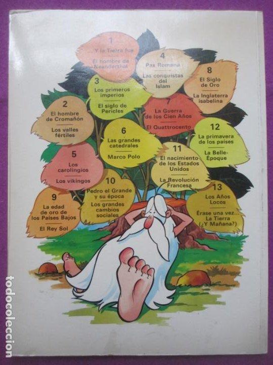 Cómics: COLECCION COMPLETA TEBEOS ERASE UNA VEZ... EL HOMBRE 13 TEBEOS - Foto 17 - 246909045