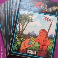 Cómics: COLECCION COMPLETA TEBEOS ERASE UNA VEZ... EL HOMBRE 13 TEBEOS. Lote 246909045
