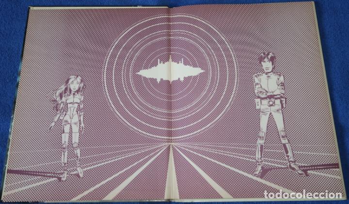 Cómics: Los rayos de Hypsis - Valerian - Agente espacio temporal nº 12 - Grijalbo (1986) - Foto 2 - 247016555