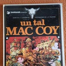 Cómics: UN TAL MAC COY 2- GRIJALBO. Lote 247162280