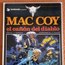 Cómics: MAC COY 9- EL CAÑON DEL DIABLO- GRIJALBO. Lote 247162615