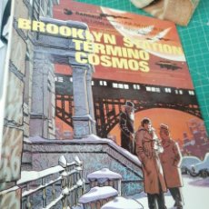 Comics : VALERIAN N. 10. BROOKLYN STATION TERMINO COSMOS. Lote 247162765