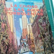 Comics : VALERIAN N. 8 LA CIUDAD DE LAS AGUAS TURBULENTAS. Lote 247163395