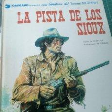 Comics: BLUEBERRY. LA PISTA DE LOS SOIUX. Lote 247164400