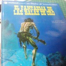 Cómics: BLUEBERRY. EL FANTASMA DE LAS BALAS DE ORO. Lote 247164735