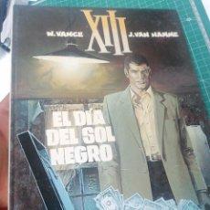 Fumetti: XIII. N. 1. EL DÍA DEL SOL NEGRO. Lote 247167510