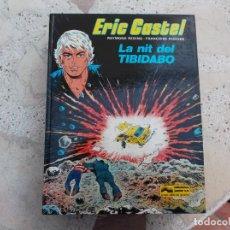 Cómics: ERIC CASTEL, EN CATALAN Nº 7 LA NIT DEL TIBIDABO, EDICIONES JUNIOR, 1984. Lote 247523525