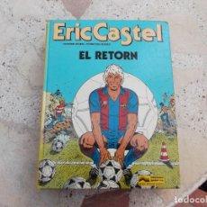 Cómics: ERIC CASTEL, EN CATALAN Nº 10, EL RETORN, EDICIONES JUNIOR, 1986. Lote 247523665