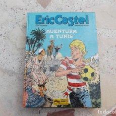 Cómics: ERIC CASTEL, EN CATALAN Nº 13, AVENTURA A TUNIS, EDICIONES JUNIOR, 1989. Lote 247524020