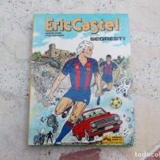 Cómics: ERIC CASTEL, EN CATALAN Nº 11, SEGREST, EDICIONES JUNIOR, 1987. Lote 247524275