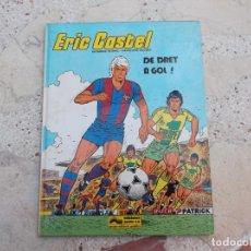 Cómics: ERIC CASTEL, EN CATALAN Nº 4, DE DRET A GOL , EDICIONES JUNIOR, 1983. Lote 247524590