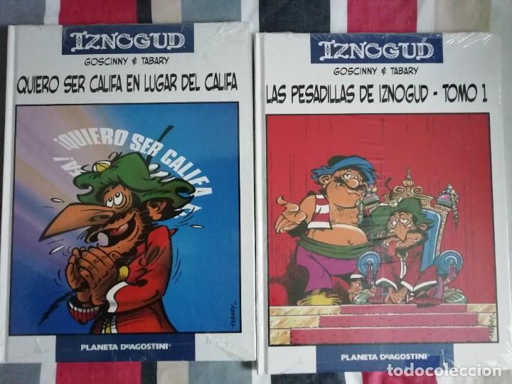 IZNOGUD (Tebeos y Comics - Grijalbo - Iznogoud)