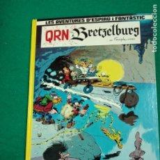 Cómics: LES AVENTURES D'ESPIRU I FANTASTIC Nº 14. QRN A BRETZELBURG. EDICIONES JUNIOR 1990.. Lote 247967415