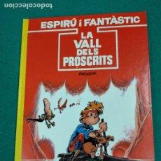 Cómics: ESPIRU I FANTASTIC Nº 27.TOME-JANRY-VITO LA VALL DELS PROSCRITS. EDICIONS JUNIOR. Lote 247970135