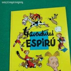 Cómics: 4 AVENTURES D'ESPIRU I FANTASTIC. FRANQUIN. EDICIONES JUNIOR 1992.. Lote 247970580