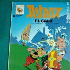 Cómics: ASTERIX EL GALO. Nº 1. GOSCINNY - UDERZO. GRIJALBO DARGAUD 1980.. Lote 247974530