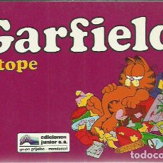 Cómics: JIM DAVIS-GARFIELD A TOPE.GARFIELD,16.GRIJALBO MONDADORI JUNIOR.1991.. Lote 248064715