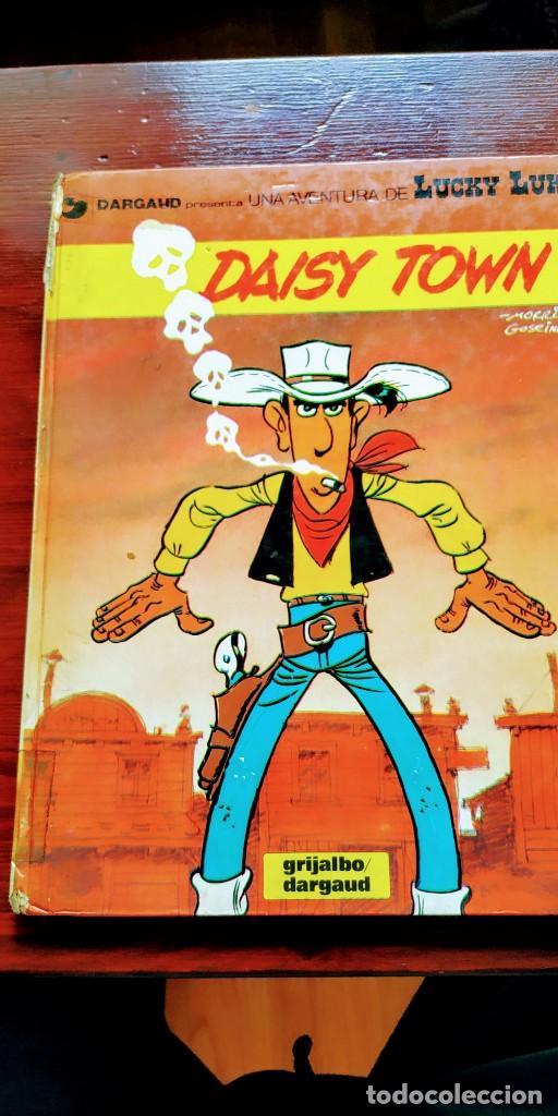LUCKY LUKE. DAISY TOWN. (Tebeos y Comics - Grijalbo - Lucky Luke)