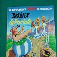 Cómics: ASTERIX Y LA TRAVIATA. GUION Y DIBUJOS: UDERZO. SALVAT, 1ª EDICION 2001.. Lote 248244110