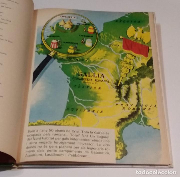 Cómics: LAS AVENTURAS DE ASTÉRIX - OBÈLIX I COMPANYIA EN CATALAN - GRIJALBO - DARGAUD 1980 - Foto 3 - 248309900