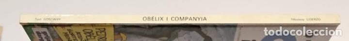 Cómics: LAS AVENTURAS DE ASTÉRIX - OBÈLIX I COMPANYIA EN CATALAN - GRIJALBO - DARGAUD 1980 - Foto 7 - 248309900