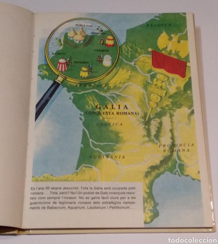 Cómics: LAS AVENTURAS DE ASTÉRIX - EL COMBAT DE CAPS - EN CATALAN - MAS IVARS EDITORES 1976 - Foto 3 - 248311285