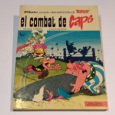 Cómics: LAS AVENTURAS DE ASTÉRIX - EL COMBAT DE CAPS - EN CATALAN - MAS IVARS EDITORES 1976. Lote 248311285