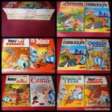 Comics: LOTE DE 10 -ASTERIX Y OBELIX -FOTOS DE TODOS-PORTES CERTIFICADO 5,50 EUROS PENINSULA. Lote 248435990