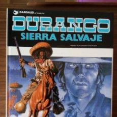 Cómics: DURANGO Nº 5. SIERRA SALVAJE - YVES SWOLFS. Lote 248455770