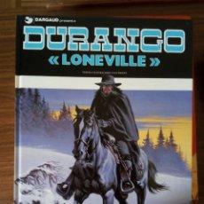 Cómics: DURANGO Nº 7. LONEVILLE - YVES SWOLFS. Lote 248456265
