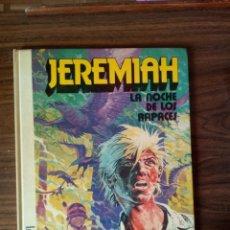 Cómics: JEREMIAH Nº 1. LA NOCHE DE LOS RAPACES - HERMANN. Lote 248460180