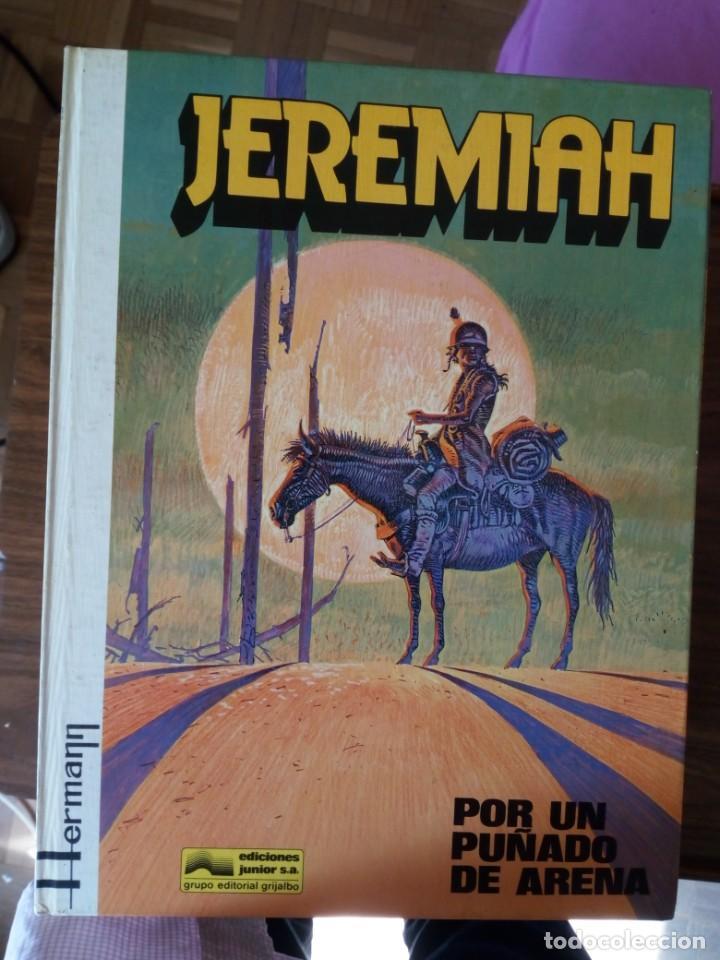 JEREMIAH Nº 2. POR UN PUÑADO DE ARENA - HERMANN (Tebeos y Comics - Grijalbo - Jeremiah)