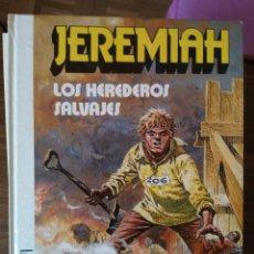 Cómics: JEREMIAH Nº 3. LOS HEREDEROS SALVAJES - HERMANN. Lote 248464300