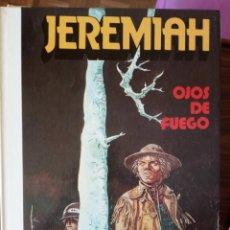 Cómics: JEREMIAH Nº 4. OJOS DE FUEGO - HERMANN. Lote 248464475