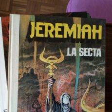 Cómics: JEREMIAH Nº 6. LA SECTA - HERMANN. Lote 248464960