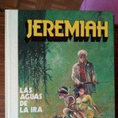 Cómics: JEREMIAH Nº 8. LAS AGUAS DE LA IRA - HERMANN. Lote 248466570