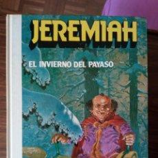 Cómics: JEREMIAH Nº 9. EL INVIERNO DEL PAYASO - HERMANN. Lote 248467140
