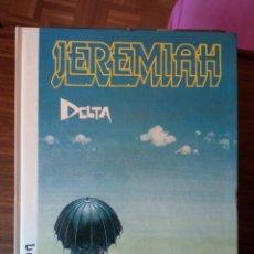 Comics: JEREMIAH Nº 10. DELTA - HERMANN. Lote 248467400