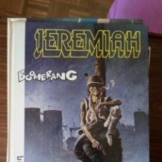 Cómics: JEREMIAH Nº 11. BOOMERANG - HERMANN. Lote 248467685