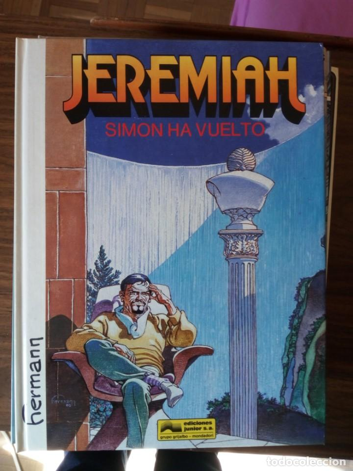 JEREMIAH Nº 14. SIMON HA VUELTO - HERMANN (Tebeos y Comics - Grijalbo - Jeremiah)