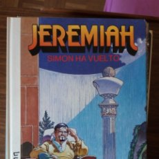 Cómics: JEREMIAH Nº 14. SIMON HA VUELTO - HERMANN. Lote 262200285