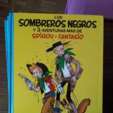 Fumetti: LAS AVENTURAS DE SPIROU Y FANTASIO Nº 31. LOS SOMBREROS NEGROS - FRANQUIN. Lote 248485180