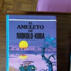 Fumetti: LAS AVENTURAS DE SPIROU Y FANTASIO Nº 37. EL AMULETO DE NIOKOLO-KOBA - FOURNIER. Lote 248489840