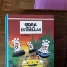 Fumetti: LAS AVENTURAS DE SPIROU Y FANTASIO Nº 38. SIDRA PARA LAS ESTRELLAS - FOURNIER. Lote 248490020