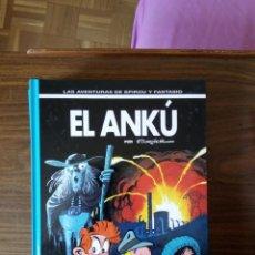 Fumetti: LAS AVENTURAS DE SPIROU Y FANTASIO Nº 39. EL ANKÚ - FOURNIER. Lote 248490135
