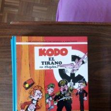 Fumetti: LAS AVENTURAS DE SPIROU Y FANTASIO Nº 40. KODO, EL TIRANO - FOURNIER. Lote 248490320