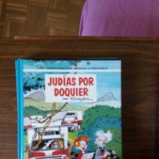 Fumetti: LAS AVENTURAS DE SPIROU Y FANTASIO Nº 41. JUDÍAS POR DOQUIER - FOURNIER. Lote 248490495