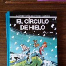 Fumetti: LAS AVENTURAS DE SPIROU Y FANTASIO Nº 42. EL CÍCULO DE HIELO - NIC / CAUVIN. Lote 248490680